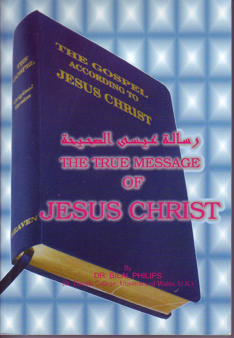 True Message of Jesus Christ